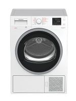 Blomberg LTH3842W Hybrid Heat Pump Condenser Tumble Dryer White